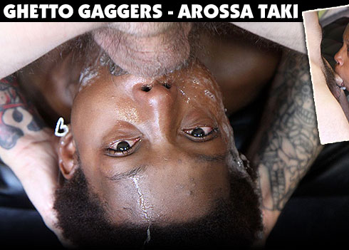 Ghetto Gaggers Arossa Taki Video
